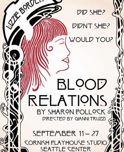 Seattle theater summer 2104 Blood Relations